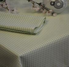 vichy kariertem tischdecken mit muster g nstig kaufen ebay. Black Bedroom Furniture Sets. Home Design Ideas