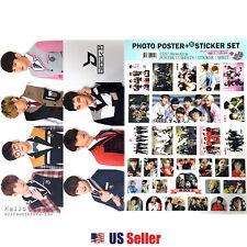 Kpop BlockB Block B #2 High Quality A3 Official Poster Set : Various 12 Sheets