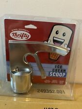 New Thrifty Ice Cream Scoop Scooper Stainless Steel