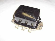New Delco Voltage Regulator - 1953-62 GM cars - Replaces GM 1119000, D617