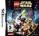 Lego Star Wars: The Complete Saga Nintendo NDS DS Lite DSi XL Brand New