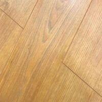 Solido belmore oak 7mm v groove laminate flooring - SAMPLE PIECE