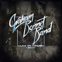 Graham Bonnet Band - Live In Tokyo 2017 (NEW CD+DVD)