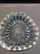 Kristallaschenbecher