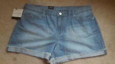 Calvin Klein Jeans Women's Easy Denim Shorts 911 Parker Size 12