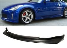 Nis Style Front Bumper Lip Spoiler Body kit Poly Urethane For 03-05 Nissan 350z