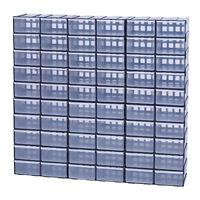 Box Kiste Sortierkasten Sortimentsbox Organizer Sortimentskasten x60