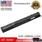 K104 KI04 Laptop Battery For HP Pavilion 14/15/17-AB000 HSTNN-LB6S 800049-001 US