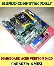 SCHEDA MADRE SOCKET AM2 ACER VERITON D420 + CPU ATHLON DUAL CORE 4400 + 2Gb RAM