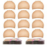 Wig Caps,MORGLES 20pcs Stretchy Nylon Wig Caps Stocking Caps For Wigs Wig Caps