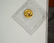2012 Chinese 1/20 Gold Panda 20 Yuan .999 Mint Sealed