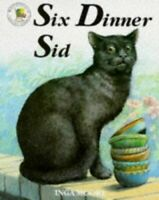 Six Dinner Sid (Picture Books) by Moore, Inga Paperback Book The Fast Free