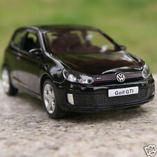 "Volkswagen Golf GTI 5"" Model Cars Toys Car Collection&Gifts Alloy Diecast Black"