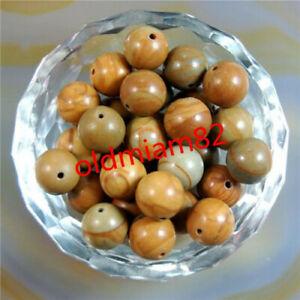 4/6/8/10/12mm Natural Mixed Gemstone Round Ball Loose Bead