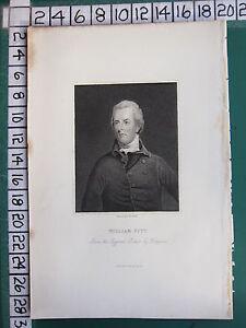 C1830 Antique Imprimé ~ William