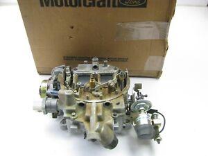 NEW GENUINE OEM Motorcraft CA3047 Carburetor 1981-1982 5.0L 302 Variable Venturi