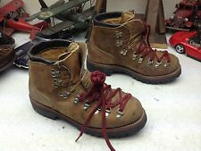 DEXTER Made in USA BROWN LEATHER MOUNTAIN TRAIL BOSS HIKING BOOTS 8M