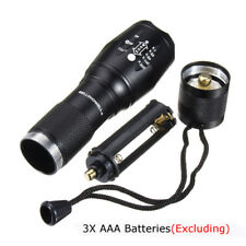 DC4.5V 5 Modes T6 High Powered Bell+Howell Taclight LED Flashlight Glare Outdoor