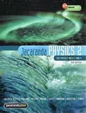 *NEW* Jacaranda Physics 2 by Graeme Lofts (Paperback, 2008) RRP $89.95 *REDUCED*
