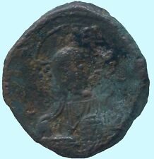 Basil Ii and Constantine Viii Æ Class A2Anonymous Follis 976-1025 Anc13632.16