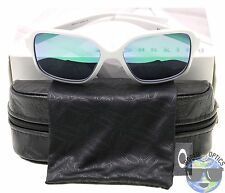 Oakley Women's Sunglasses Proxy OO9312-07 Polished White w/ Jade Iridium | NIB |