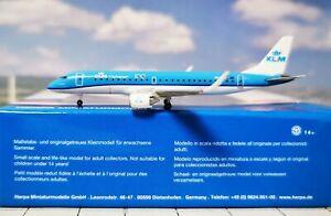 Herpa Wings 500 527101-001 Embraer ERJ 190 KLM Cityhopper 100 Years Anniversary