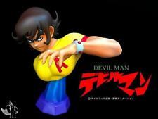 Anime Model Resin Kit - Devilman デビルマン Akira Fudo Ver. Anime TV !