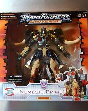 Transformers Universe 2004 Nemesis Prime Mammoth Hasbro