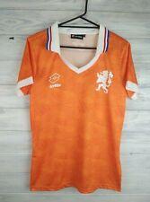 Netherlands Holland jersey women XL 1992 1994 home shirt soccer football Lotto