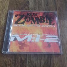 ROB ZOMBIE - SCUM OF THE EARTH PROMO CD SINGLE NEAR MINT