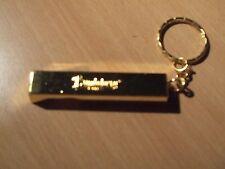 bundaberg rum gold chunky shiny opener keyring