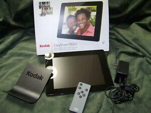 """Kodak EasyShare P85m 8"""" Digital Frame"""