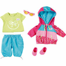 ZAPF CREATION Baby Born Play & Fun Fahrrad Outfit NEU & OVP