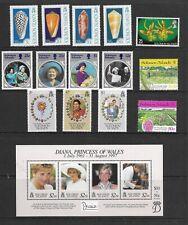 Solomon Islands, fine lot of sets/ issues/Mini Sheet , MINT NH