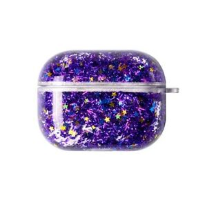 For AirPods Pro Case Premium Glitter Case Cover Fits AirPods Pro Charging Case