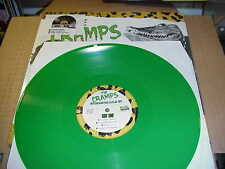 LP:  THE CRAMPS - Keystone Club 1979 Live 180 gr NEW SEALED UK GREEN VINYL #ed
