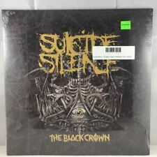 Suicide Silence - The Black Crown LP NEW RED VINYL REISSUE