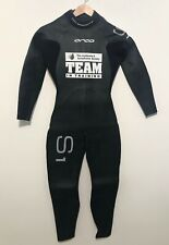 Orca Mens Full Triathlon Wetsuit Size 5 (Small) S1 - Retail $240