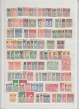 CHINA nice mint hinged collection (CV $320+ EUR290)