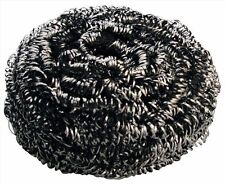 54460 Extra Large Stainless Steel Sponges Scrubbers 50g Set of 12
