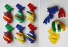 3X RARE VINTAGE 70'S DUCK PUZZLE RIDDLE GREEK PENNY TOY GREEK GREECE NEW NOS