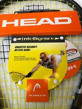 Head Intelligence i.165 Raquet Size 3-5/8 with Bag Nwt
