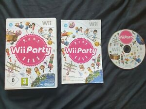 WII PARTY Nintendo Wii Game