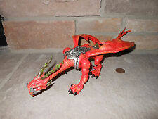 Mega Bloks Dragons Metal Ages Dragon Riann from Odaku Armory 9812 RARE