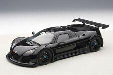 AUTOart 1/18: 71301 Gumpert Apollo S (2005), noir, Super voiture de sport
