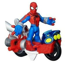 Racing Car For Playskool Marvel Super Hero Adventure Spiderman Figure Toy