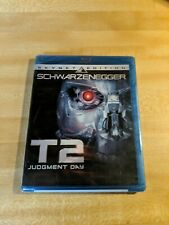 T2 Terminator 2: Judgment Day Skynet Edition (Blu-ray 2009 Widescreen) New
