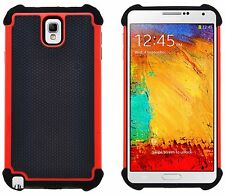 GizzmoHeaven Samsung Galaxy Note 3 Shock Proof Phone Case Heavy Duty Hard GEL 3