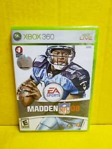 Madden NFL 08 for the Xbox 360