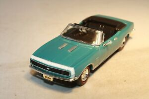 1967 Chevrolet Camaro SS Convertible 1/43 Scale ERTL Mint!!